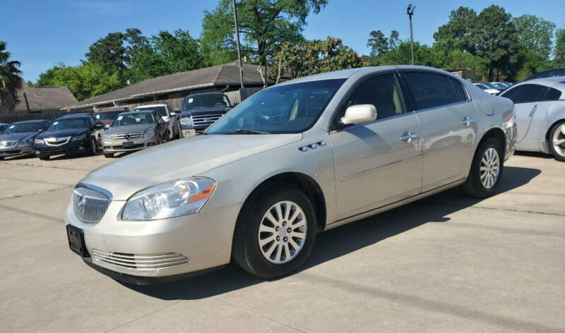 Image 2 Voiture American used Buick Lucerne 2008