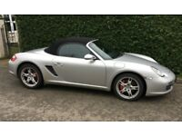 PORSCHE 3.2 BOXSTER S FOR SALE