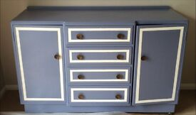Sideboard- shabby chic MUST GO, free for collection