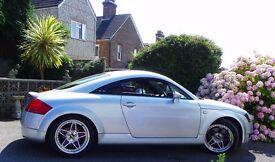 Audi TT MK1 225 Quattro FSH