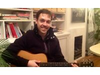 Guitar and Ukulele lessons for all levels! Beginnner's welcome. Experienced teacher