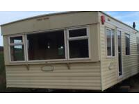 Static caravan hire for self build and renovation projects