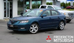 2008 Mazda MAZDA3 GT! AIR! ALLOYS! SUNROOF! ONLY $4,944!