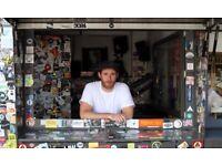 DJ LESSONS / TUITION / VINYL & DIGITAL / PRACTISE SPACE / EQUIPMENT RENTAL