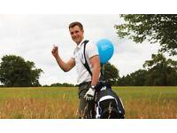 Charity Golf Day - Royal Belfast