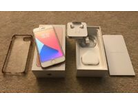Apple iPhone 7, A1778, Rose Gold 128GB, Original Box & Accessories. Unlocked.
