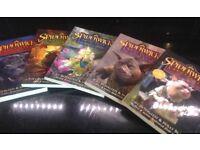 The Spiderwick Chronicles children's book set age 8+