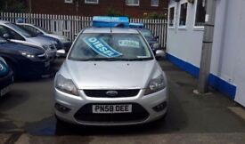Ford focus 1.8 tdci reduced in price £2095 can come with a 3 months warranty