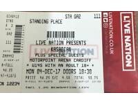 Kasabian Ticket - Cardiff
