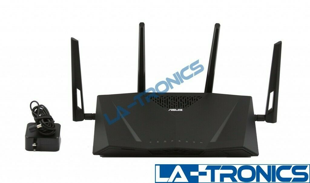 ASUS Wireless-AC3100 Dual Band Gigabit Gaming Router