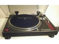Sony ps Dj 9000 turntable