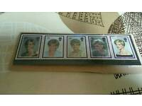 Lady Diana stamps wales 1997 welsh