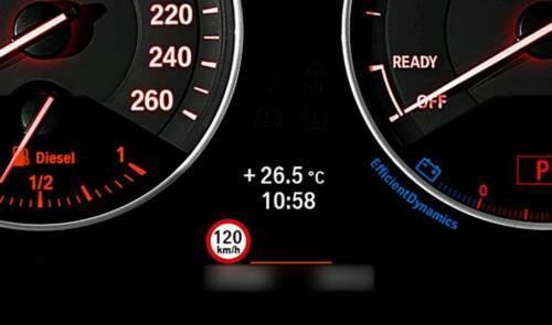 bmw speed limit info bmw f10 f06 f20 f30 f31 f11 g11 g30 in baden