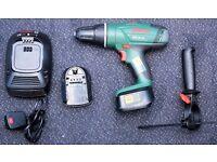 Bosch PSB 18 LI-2 Lithium Ion Cordless hammer drill + 2 batteries + Accessories