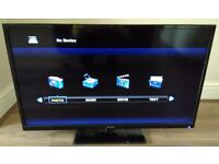 Technika 40-E271 40 Inch Full HD 1080p LED TV With Freeview