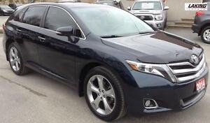 2014 Toyota Venza LIMITED AWD NAVIGATION REMOTE START Clean Car