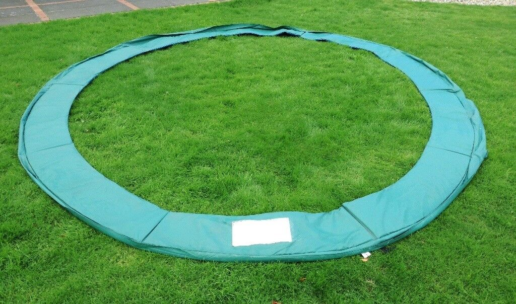 13ft trampoline safety surround pad spring cover