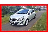(67000 Miles) --- 2011 Vauxhall Corsa 1.4 i --- 16v SXi -- Low Mileage --alternate4 yaris micra polo