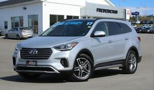 2017 Hyundai Santa Fe XL LIMITED! 7-SEATER! LEATHER! NAV! SUNROO