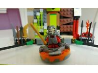 Lego Ninjago 9558 set Complete