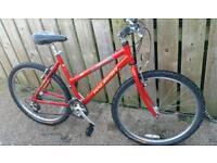 Ladies RALEIGH SEROSA mountain bike for sale