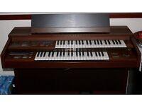 Yamaha Electone Organ. Model FE30.