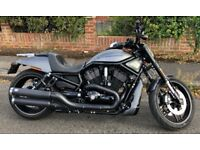 Custom Harley Davidson Night Rod Special, FSH, ABS, Porsche engine,Showroom condition, Finance Clear