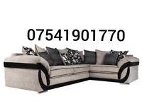 Kalina beige brand new corner sofa**Free delivery**
