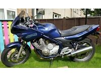 YAMAHA XJ600S DIVERSION 1997