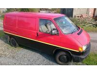 Vw volkswagen t4 transporter 1.9 turbo diesel