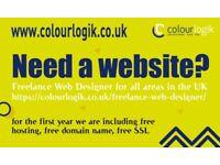 Freelance Web Design | Website Package | Wordpress Websites | Web Developer | London