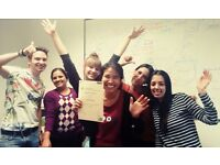 General English and IELTS Academic specialists - Fantastic teachers, low-cost & very small classes!