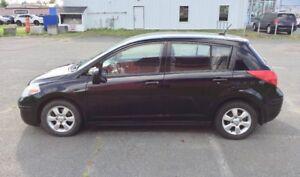2009 Nissan Versa 1,8 SL***109 369 KM***A/C AUTO MAGS