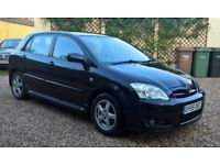 Toyota Corolla VVT-i 1.6 - One lady owner from new. Well Maintained. Very Reliable