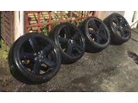 "19"" 5x112 pcd Audi rs6 alloys wheels"