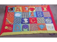 CHAD VALLEY BABY MULTICOLOURED ACTIVITY FLOOR MAT