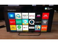 smart sony bravia 42 inch full hd 1080p led tv+built in apps+wifi+freeview hd+remote+DELIVERY