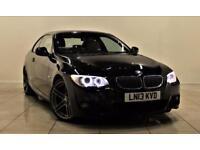 BMW 3 SERIES 2.0 320D SPORT PLUS EDITION 2d 181 BHP + SAT NAV + (black) 2013