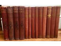 The Human story of the Great War 1914 Three editions. Plus The Great second war. By Sir Hammerton.