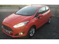 2015/15 Ford Fiesta✅1.25 ZETEC✅LOW MILES✅IDEAL FIRST CAR