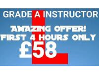 DRIVING SCHOOL | QUALITY DRIVING LESSONS | PASS YOUR DRIVING TEST WITH AN APPROVED INSTRUCTOR