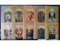 Lost Civilizations 10 Books-Pompeii, Pharaohs, Celts, China, Incas, Aztecs, Maya
