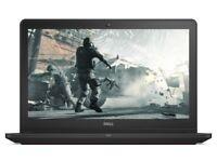 Dell inspiron 15 Gaming laptop model 5577 8GB memory/256GB SSD/GTX1050 4GB