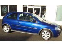 Vauxhall Corsa SXI+ Very Low Mileage