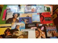 Around 105 LPs, mostly Christian evangelical