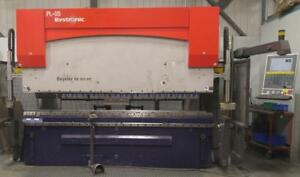 (USED) CNC PRESS-BRAKE / BYSTRONIC / BEYELER 100T x 122""