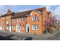 Quality serviced offices in Central Farnham for up to 7 people from £323 per person per month