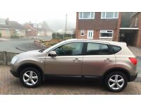 NISSAN QASHQAI 2009 1.5TDi 6 SPEED MANUAL - Over 50MPG – FNSH – !!FIRST TO SEE WILL BUY!!