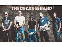 The Decades Band - top midlands party/ wedding/ function band