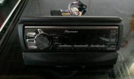 PIONEER RADIO IPOD PULL OUT STEREO CAR VAN